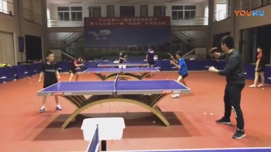 金球国际乒乓球专业训练基地